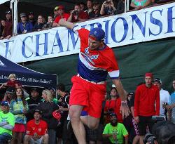 Jeremy Koling, was also a distance finalist last year.