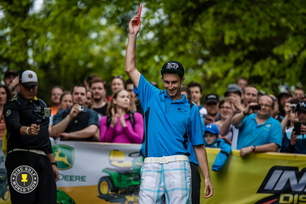 Many believe this could be Wysocki's year to take the USDGC