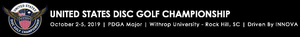 United States Disc Golf Championship 2019