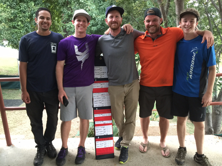 Monday Qualifier Disc Golf Group