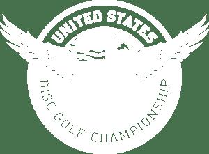 USDGC Logo White