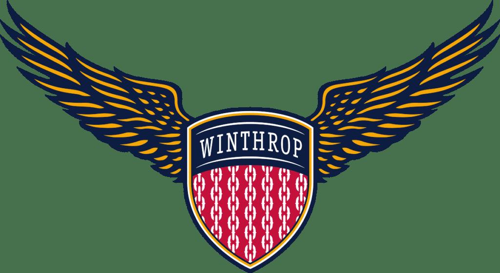 USDGC Winthrop Logo Wings Only