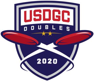 USDGC Doubles 2020 Logo