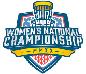 Women's National Championship MMXX Logo