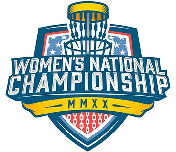Women's National Championship MMXX Logo